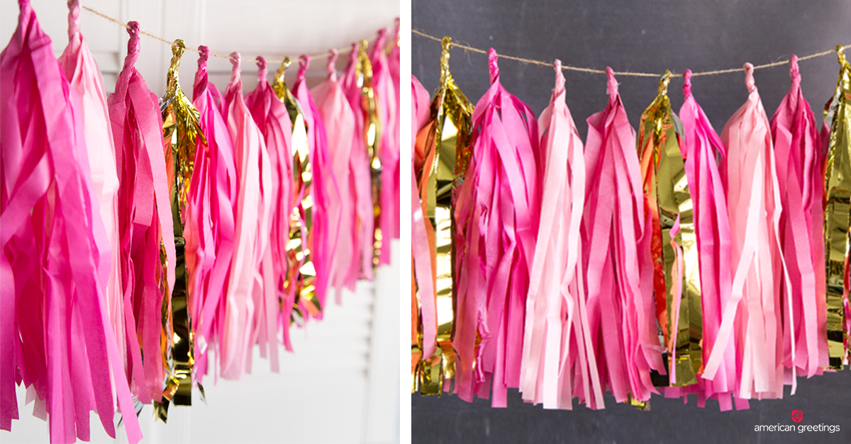 Diy Tassel Garland American Greetings