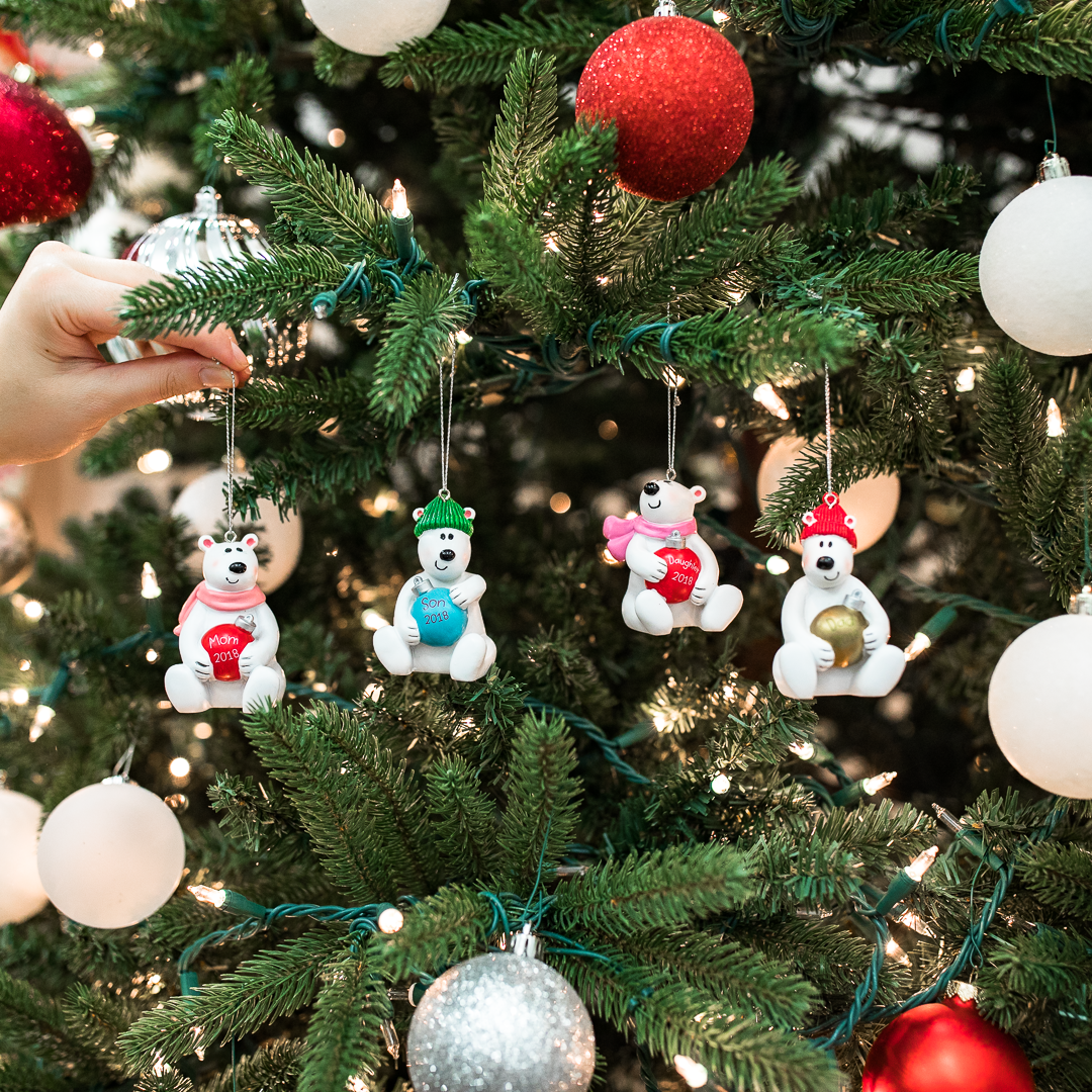 A Christmas Story shared as a ornament in the Christmas tree.