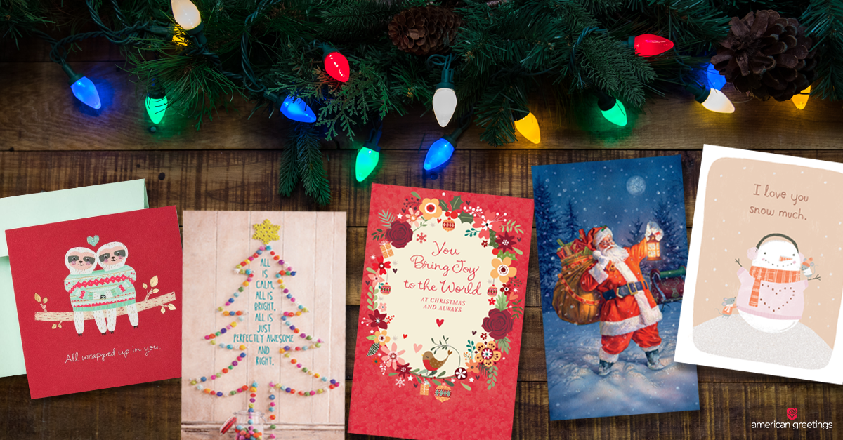 Christmas Messages for Girlfriend - American Greetings