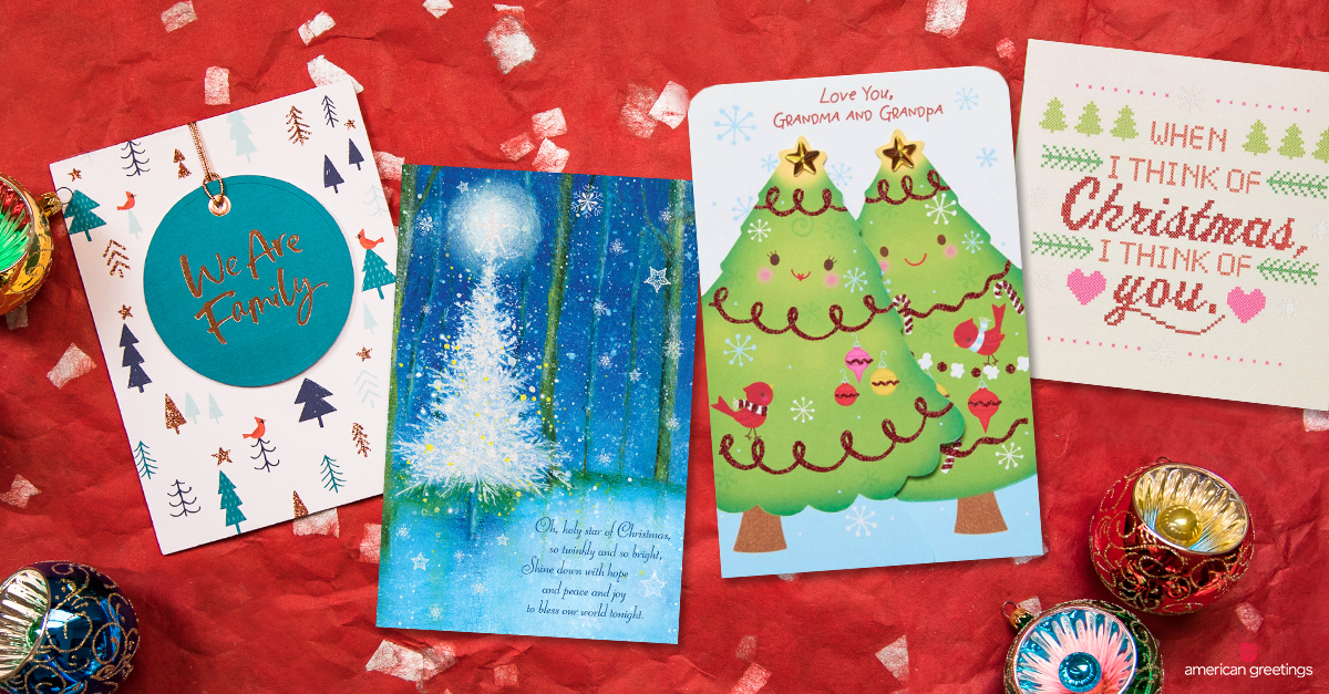 Christmas Messages For Grandparents American Greetings