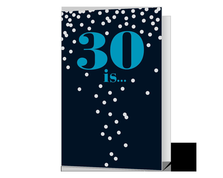 30th Birthday Printable American Greetings